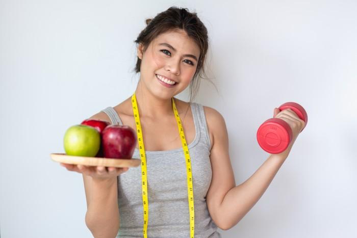 4 Cara Turunkan Berat Badan Secara Alami Tanpa Obat-obatan